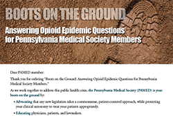 Boots on the ground - opioids